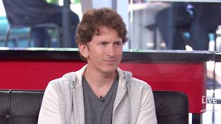 Video Todd Howard Exclusive Interview with Geoff Keighley: E3 2018 MP3, 3GP, MP4, WEBM, AVI, FLV Juni 2018