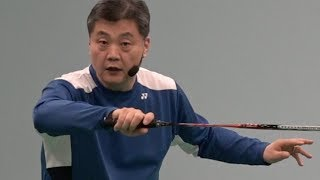 Video Badminton-The Cross Net (1) The Most Compact and Simple Hitting Skill MP3, 3GP, MP4, WEBM, AVI, FLV September 2018