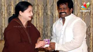 J.K. Ritheesh a hardcore DMK member and a former MP joins ADMK | Hot Tamil Cinema News