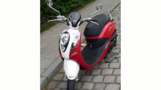 1. 2010 SYM Mio 50 Info, Specification