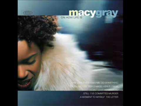 Tekst piosenki Macy Gray - A Moment To Myself po polsku