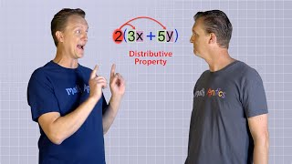 This video introduces the Distributive Property in its general algebraic form:  a(b + c) = ab + ac  It shows how this patten is helpful when working with polynomials.Part of the Algebra Basics Series:https://www.youtube.com/watch?v=NybHckSEQBI&list=PLUPEBWbAHUszT_GebJK23JHdd_Bss1N-GLearn More at mathantics.comVisit http://www.mathantics.com for more Free math videos and additional subscription based content!