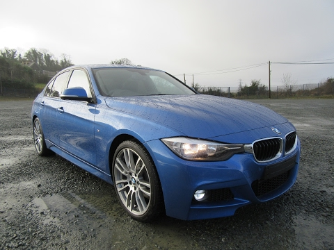 Review & Test Drive: 2015 BMW 330D M Sport (F30)