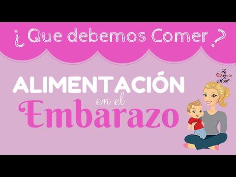 Que puedo COMER en el EMBARAZO/ 13 tips ALIMENTACIÓN en el EMBARAZO