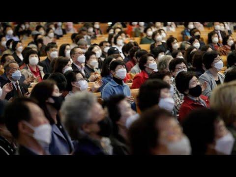 COVID-19: Αύξηση των κρουσμάτων σε Νότια Κορέα και Κίνα