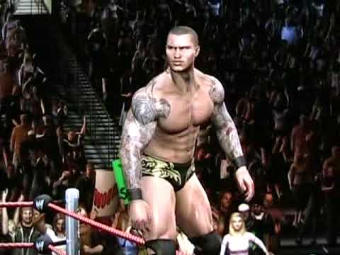 Randy Orton vs Homer Simpson