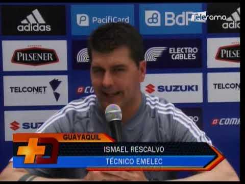 Emelec visita a Olmedo por la fecha 12 de la Liga Pro