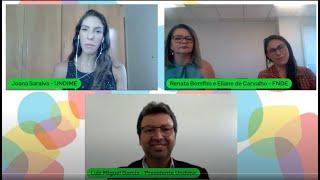 Videoconferência sobre o FNDE em rede: guia para novos prefeitos.