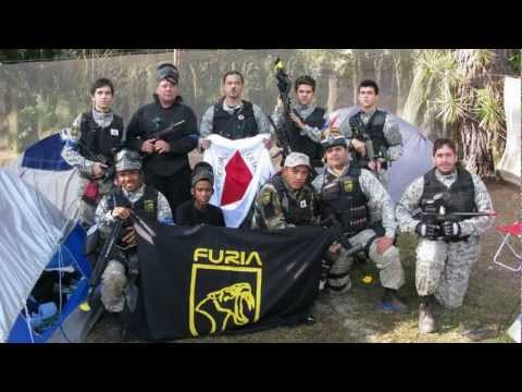 FURIA Paintball MG - Mega Jogo IV - Analândia/Pirassununga SP