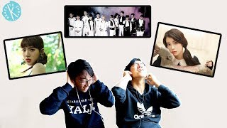 Video Ep.9 (Part 2) TwoSet Violin Reacts to Minseo, IU and ToppDogg MP3, 3GP, MP4, WEBM, AVI, FLV Agustus 2019