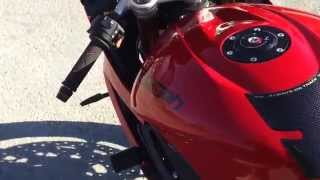10. Triumph 675 Daytona 2013 Austin Racing+multiple mods.