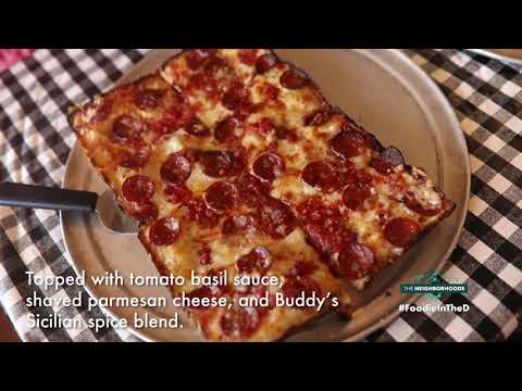 #FoodieInTheD: Buddy's Pizza, a Detroit original