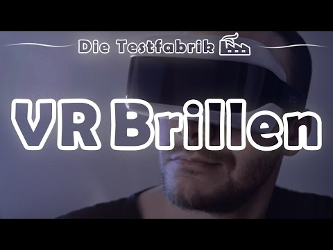 😎 Virtual Reality Brille Test – 🏆 Top 3 Virtual Reality Brille im Test