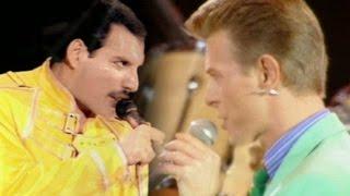 Queen & David Bowie - Under Pressure - Legendado HD