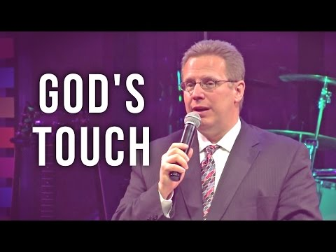 """God's Touch"" – Pastor Raymond Woodward"
