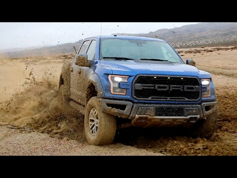2017 Ford F-150 Raptor - Review and Off-Road Test