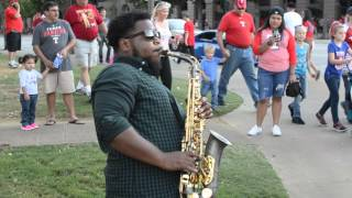 Video Uptown Funk Street Saxophone MP3, 3GP, MP4, WEBM, AVI, FLV Februari 2019