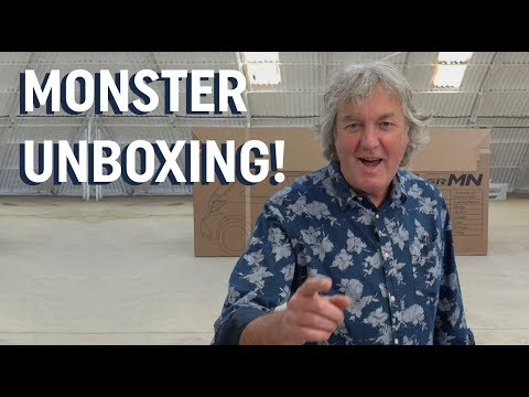 James May has made the BEST unboxing video on the internet