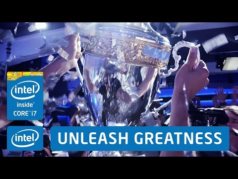 intel - Unleash greatness with the new Intel® Core™ i7 range of processors, providing you with the foundations to fulfill your dreams. Find out more about the powerful chips on http://intel.com/gaming...