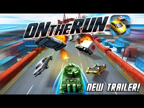 On The Run NEW trailer Thumbnail
