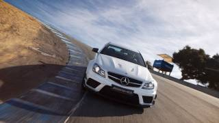 2012 Mercedes-Benz C63 AMG Coupe Black Series Straightline Blog Video