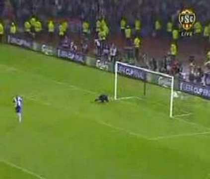 Final de la UEFA 2007 (RCD Espanyol - Sevilla F.C.)