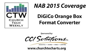 We've been seeing more and more of these converter boxes, but this is a great solution at a great price. Utilizing a new series of cards, it's now easy to convert from one digital format to another. For more information, visit http://www.digico.biz.For more NAB coverage, visit http://churchtecharts.org/?tag=nab+2015