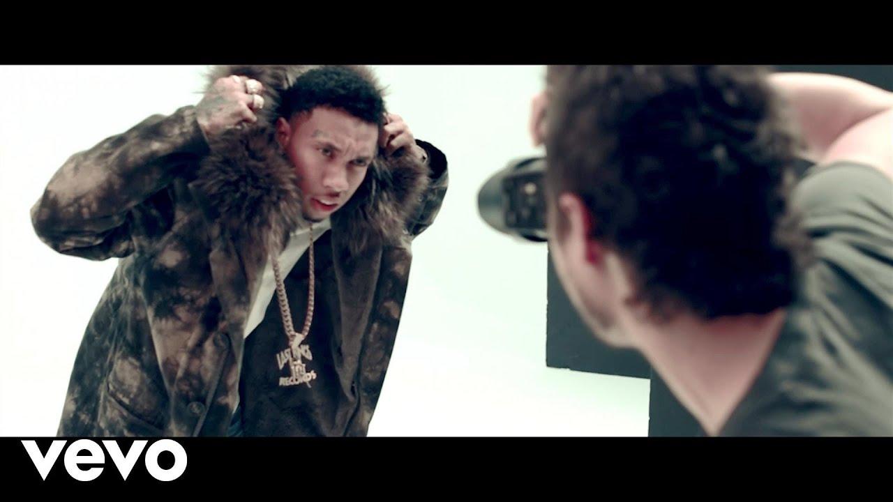 Tyga – I Smile, I Cry (Video)