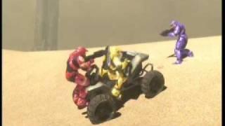 Deserted (Halo 3 Machinima) Episode 1: Look What I Found