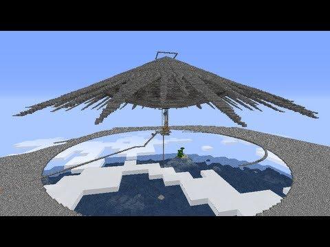 【Minecraft】外殻大地が世界を覆うpart1前編【ゆっくり実況】
