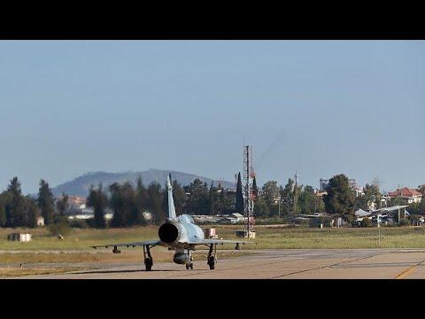 Καλύτεροι μαχητές του ΝΑΤΟ οι Έλληνες πιλότοι μαχητικών…