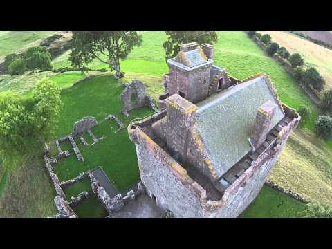 Strathmiglo Drone Video