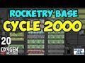 ROCKETRY UPGRADE BASE #20