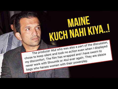 Photographer Atul Kasbekar REACTS To Sexual Harass