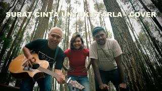 Surat Cinta Untuk Starla - Virgoun (Cover by Todo, Ryan & Elviera) Video