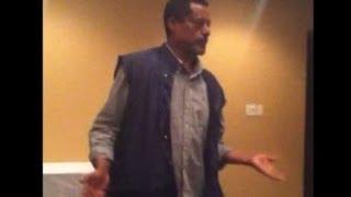 Ethiopians Take Over TPLF Organized Meeting In Winnipeg
