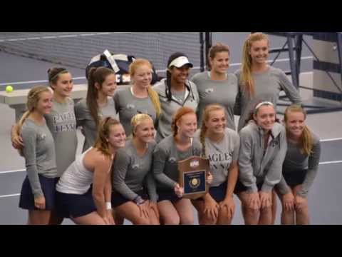 2015 CAC Women's Tennis Championship Video Recap