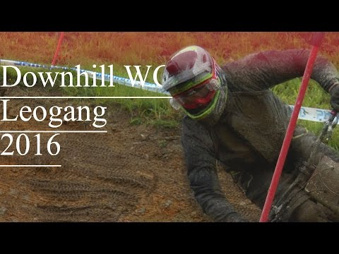 downhill world cup 2016 leogang (austria) - highlights