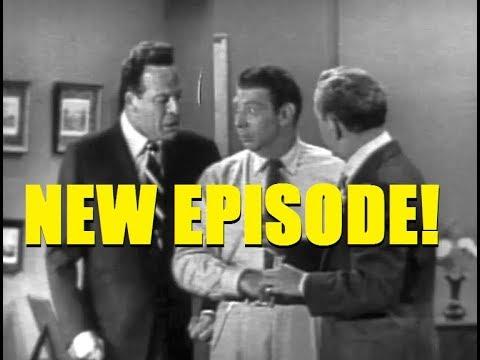 BURNS & ALLEN - S1, Ep24: NEW! Harry Von Zell upstages Bill Goodwin - VERY RARE episode! (8/16/51)