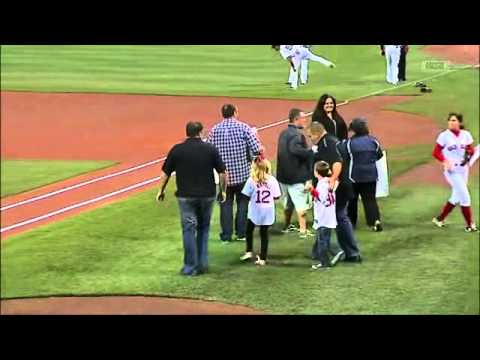 Watch video EchoStor Technologies Presents Check at Fenway to MDSC