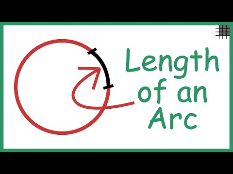 How do we Find the Length of an Arc? | Circles | Don't Memorise видео
