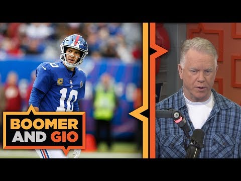 Video: Will the Giants Bench Eli? | Boomer and Gio