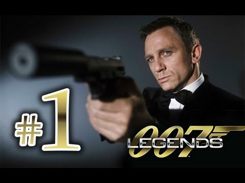 007 Legends - 007 Legends - Gameplay Walkthrough Part 1 HD - Bond, James Bond Enjoy! If you liked the video please remember to leave a Like & Comment, I appreciate it a lo...