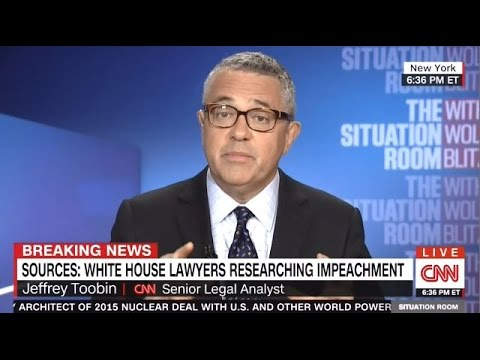 CNN REPORTING - White House Lawyers Researching Impeachment (Obstruction Of Justice)