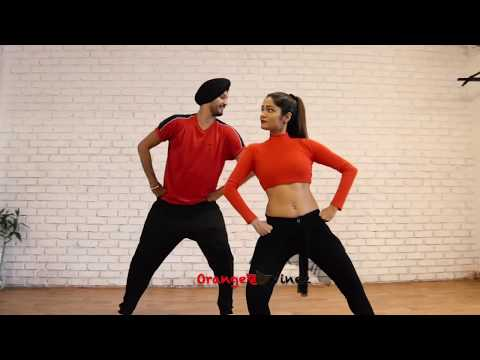 new punjabi song youtube music video | hot sexy girls dancing on latest Indian song | Orange Vinez