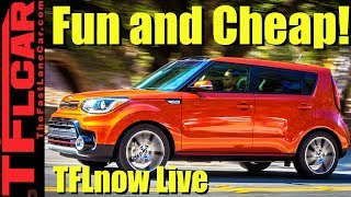 Video Top 15 Cars You Can Run on a Shoestring: TFLnow Live #60 MP3, 3GP, MP4, WEBM, AVI, FLV Juni 2019