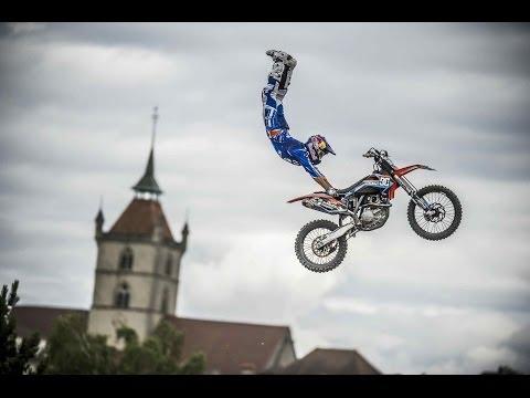 motocross al limite dell'estremo