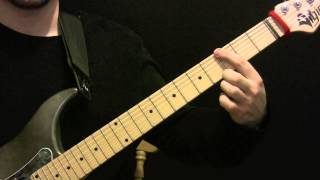 Out Of The Black Guitar Lesson by Royal Blood