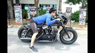 8. Sportster Forty-Eight ปี2011 �มงป่อง