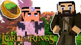 Lord Of The Rings Minecraft Adventure! :: ELVES! :: EP07
